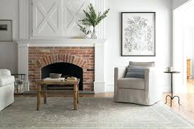 joanna gaines area rugs rose stone blue rug magnolia home by placement