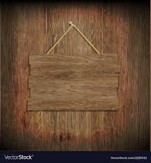dark wood texture. Dark Wood Texture With Board Vector Image