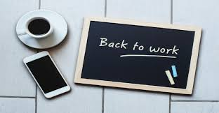 returning to work after a career break temping might be the answer