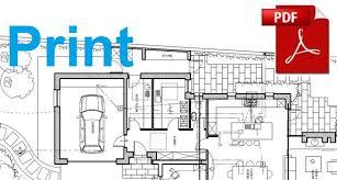 Print A Section Of A Pdf Floor PlanPdf Floor Plan