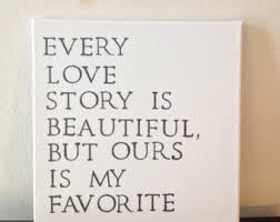 Love Quotes On Canvas