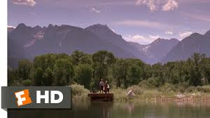 a river runs through it movie clip learning to fish and  a river runs through it 1 8 movie clip learning to fish and write 1992 hd