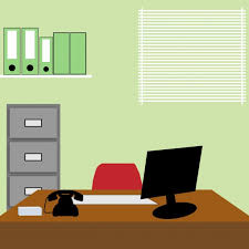 domain office furniture. Office Background Illustration Domain Office Furniture