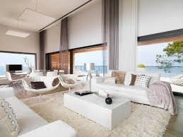 the dynamic style of modern home interiors. Modern House Interiors With Dynamic Texture And Mansion Living Room For Decoration White Dream One Of Total Images The Style Home