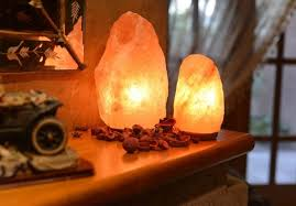Salt Lamp Anxiety