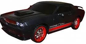 <b>Радиоуправляемая машинка Eztec</b> Dodge Challenger, зарядное ...