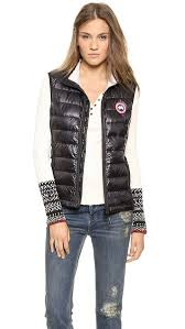 canada goose women s hybridge lite vest