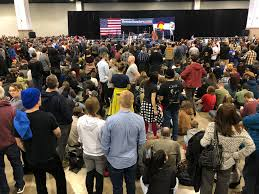 """Alex Burness on Twitter: """"Thousands has gathered at the Colorado ..."""