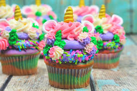 Unicorn Cupcakes Recipe Tutorial Whisky Sunshine