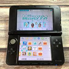 Máy Nhật Cũ] Máy Chơi Game Nintendo 3DS LL Code 14036