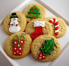 decorated round christmas sugar cookies. Simple Decorated Flavor Wise  And Decorated Round Christmas Sugar Cookies