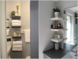 11 boost the storage inside your bathroom
