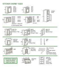 Standard Kitchen Base Cabinet Sizes Chart Kitchen Cabinet Sizes Chart Standard Size With Bathroom Sink