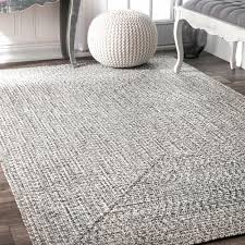 helpful 2x3 accent rugs nuloom handmade casual solid braided salt and pepper rug 2