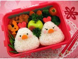 Bento Box Decorations 100d printer Decorates a traditional Japanese lunch box 9