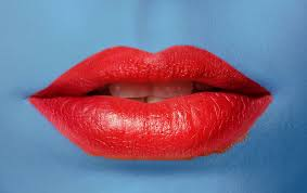 strawberry lips effect for beginners