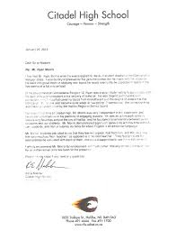 Letter Of Recommendation High School Student Dolap Magnetband Co