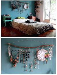 boho headboard dream catcher decor over bed or headboard bohemian hype bedroom boho headboard diy boho headboard