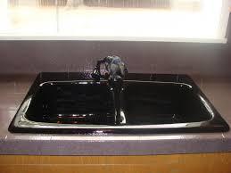 Kitchen Counters U0026 Backsplash  Metro East Reglazing  Custom Reglazing Kitchen Sink