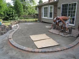 Paver Patio Ideas Designs Brick Paver Patio Ideas Design Decoratorist 141952