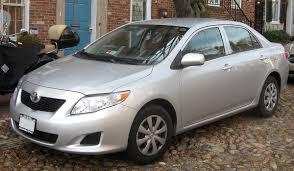 Toyota Corolla - Wikipedia, entziklopedia askea.