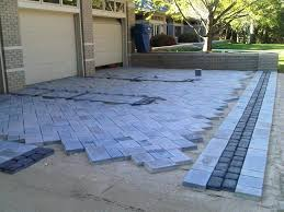 how much does it cost to have pavers installed blue ridge and do patio