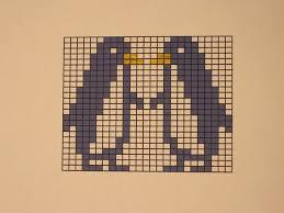 Penguins Chart Pattern By Sylvia Leake Knitting Charts