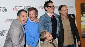 jackass bad grandpa johnny knoxville says we were probably jackass bad grandpa johnny knoxville says we were probably crazy to do it hollywood reporter