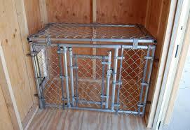 diy indoor dog kennel plans ideas
