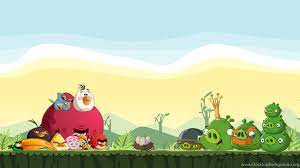 Image ABW 2015 Main Backgrounds Testing.png Angry Birds Wiki ... Desktop  Background