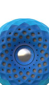 Material Design Texture Grasshopper Texture Parametric Blue Rubber Parametric