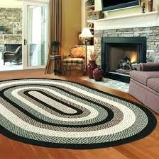 oval rugs mills green mountain braided rug area 8x10 braided oval rugs jute rug pampas 8x10