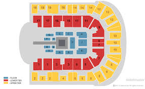 Wwe Live Seating Chart Wwe Live Seating Plan Liverpool Echo Arena
