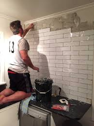 Kitchen Tiled Splashback Top 5 Tips For Tiling A Kitchen Splashback On A Budget The Tile