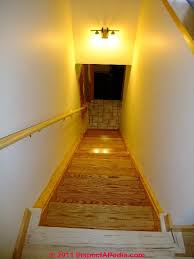 stairway and stair rails c d friedman eric galow basement stairway lighting