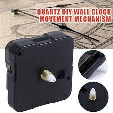 quartz wall clock movement mechanism