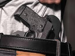 sig p238 cloak tuck iwb holster inside the waistband
