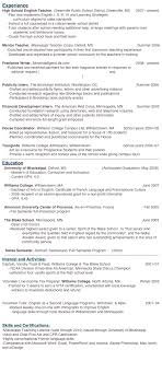 resume teacher high school resume examples profile elementary resume teacher template education professional teaching experince achievements met every template