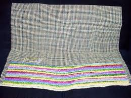 locker hook rug making