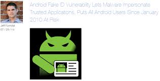 Millions Of Devices Exposed Fake Flawsecurity Affairs To Id Android x7Fzdwx