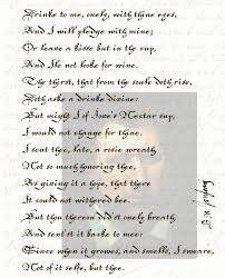 william shakespeare ben jonson acirc poemshape and