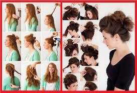 Frisuren Lange Haare Anleitung Machen Glattes Haar In Locken