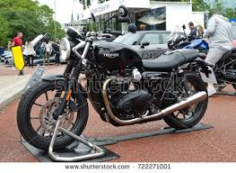 Motorcycle Display Stand Coventry Uk June 100 Modern Triumph Stock Photo 100 Shutterstock 25
