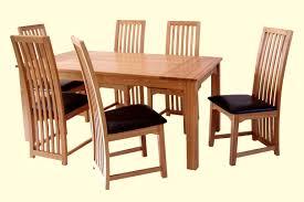 Bathroom Sweet Solid Rustic Oak Large Extending Dining Table