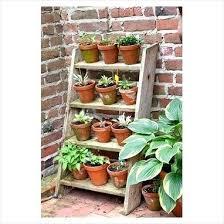 herb garden stand step ladder herb garden look at how long outdoor herb garden plant stand