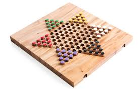 Wooden Strategy Games Chinese Checkers wooden board game wood board game 54