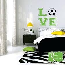 Soccer Room Decor Ideas soccer bedroom decor ideas for teenage boys
