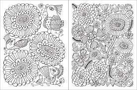 Small Picture Posh Adult Coloring Book Happy Doodles for Fun Relaxation