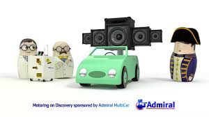 admiral insurance discovery channel idents 2016 uk