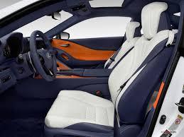 2018 lexus 2 seater. contemporary lexus 2018 lexus lc interior photos for lexus 2 seater